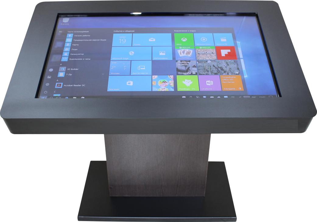 """Интерактивный стол 43"""" купить"""