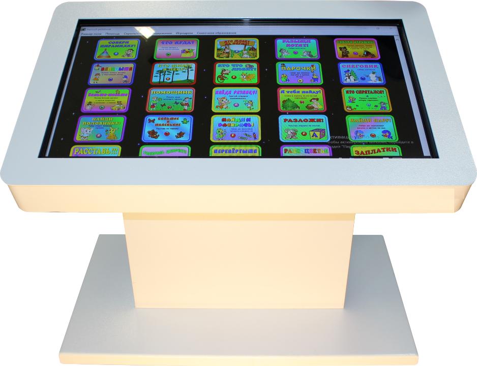 """Интерактивный стол 32"""" купить"""
