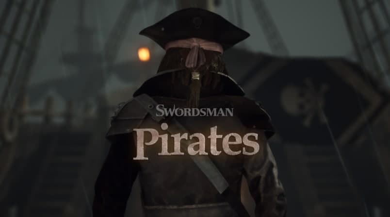 В Pirates Swordsman обновлена VR версия игры